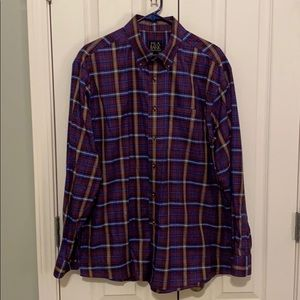 Jos. A. Bank Dress Shirt - Size large